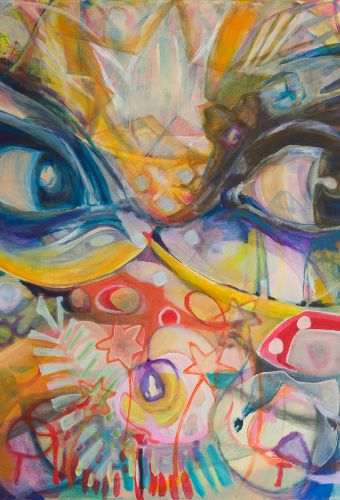 Princess - 2ft 8 inch X 3ft - SOLD